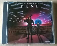 TOTO / BRIAN ENO Dune CD OST DAVID LYNCH
