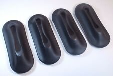 1946-1967 VW Bug Beetle Bumper Grommet Complete Set of 4 Front Rear Left & Right