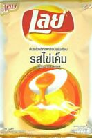 46g Lay Fried Potato Chips Tasty Original Flavour Mix With Salted Egg Yolk Taste