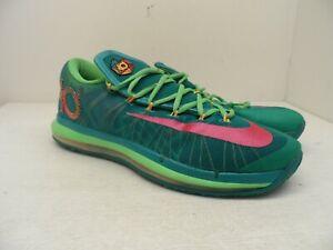Nike Men's KD 6 Elite 'Hero Pack' Turbo Green/Vivid Pink/Nightshade 12M