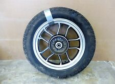1984 Honda VT500 Shadow 500 H1404. rear wheel rim 16in