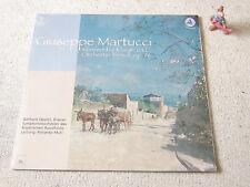 MARTUCCI Piano Concerto OPPITZ BR SO MUTI STILL SEALED AUDIOPHILE LP CLEARAUDIO