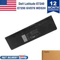 WD52H Battery For Dell Latitude E7240 E7250 Series W57CV GVD76 VFV59