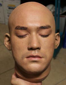 1/1 CUSTOM Bruce Lee RESIN lifecast life cast lifemask bust PRE ORDER