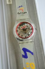 SWATCH skk107 GLORIOUS RUNNER-OLYMPIC SPECIAL Sydney 2000-versione Access