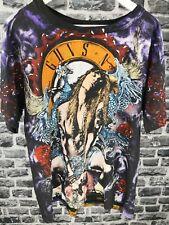 Vintage Guns N Roses GNR 80s Empire T-Shirt/Ozzy Osbourne/Marilyn Manson/Nirvana