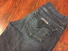 Hudson's women's boot cut size 28