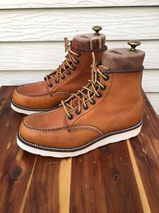 Vtg 90's Red Wing Heritage 875's Men's Size 9E Made In USA EUC