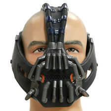 Bane Mask Dark Knight Rises Cosplay Costume Props Adult Helmet Christmas Party
