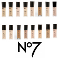 No7 Stay Perfect Foundation All Skin Types SPF15 **ALL SHADES**