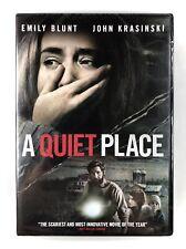 A QUIET PLACE (DVD) **BRAND NEW & SEALED** Horror John Krasinski Emily Blunt