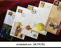 INDIA - SELECTED SPECIAL COVERS - 25nos - ALL DIFFERENT