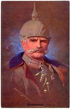 GUERRE. WAR. MARECHAL MACKENSEN. OFFICIER ALLEMAND. GERMAN OFFICER.