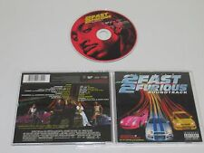 2Fast 2Furious/SOUNDTRACK/VARIOUS (Def Jam 0602498073414) CD Album