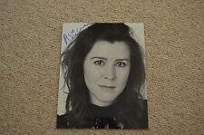 ALICE LOWE signed Autogramm 20x25 cm In Person SHERLOCK Tessa CUMBERBATCH