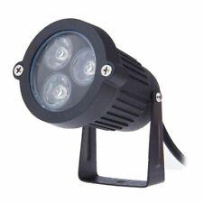 Outdoor Garden Lawn LED Spotlight Waterproof Spike Lamp Landscape Path Warm Bulb