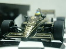 WOW EXTREMELY RARE Lotus 98T Ren Bruno Senna Commemorative Lap 1:43 Minichamps