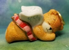 Enesco Lucy and Me Lucy Rigg Bear Sleeping Cupid Angel Valentine