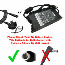 Genuine Dell PA-12 PA12 65W M5030 N4010 N5010 AC Charger Adapter Power Supply