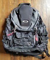 Oakley Backpack Black Kitchen Sink Tactical Field Gear 20-S1242-B 34L