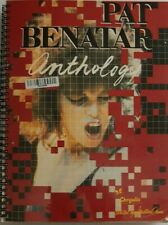 PAT BENATAR GUITAR TAB / TABLATURE / PAT BENATAR ANTHOLOGY / SONGBOOK