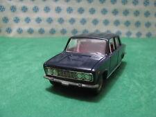 Vintage  -  FIAT  124  Code 3  elaborata   -  1/43  Mebetoys   A-41