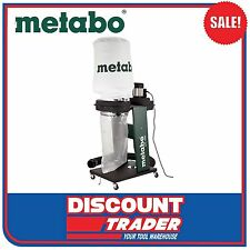 Metabo Chip and Dust Extractor System 0.55kW - SPA 1200 - 601205000