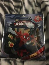Marvel ULTIMATE SPIDERMAN   48 Piece Puzzle on the Go   Puzzle
