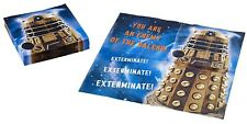 Dr Doctor Who Pack Of Dalek Party Paper Napkins