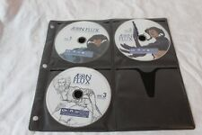 Aeon Flux The  00004000 Complete Animated Collection 3 Dvd Set Complete Series
