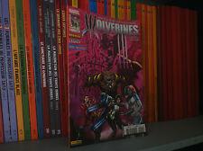 WOLVERINES N°1 : Quatre Mots - Ed. Panini Comics - Juillet 2015 - Marvel