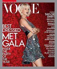 Vogue Special Met Gala 2016 Taylor Swift Beyonce Kendall Jenner Gigi Hadid Zayn