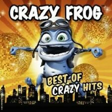 """CRAZY FROG """"BEST OF CRAZY HITS"""" 2 CD+DVD NEW+"""