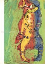MARC CHAGALL * RARE PRINT from 1969 mourlot