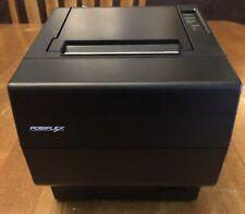 New! Posiflex Pp-7000-B Pos Black Receipt Printer