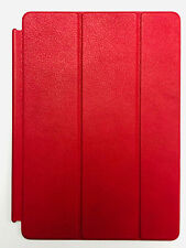 "Genuine Apple iPad Pro Leather Smart Cover 10.5"" / Air 3, 7 Gen Red MR5G2ZM/A"