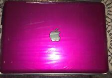 MacBook pro 15 Inch Case pink 2010-2017