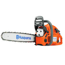 Husqvarna 965030254 20-Inch 55.5cc .058-Gauge Gas Powered Rancher Chainsaw