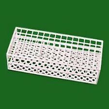 PLASTIC TEST TUBE RACK SUITABLE FOR 60 TUBES 16/17mm