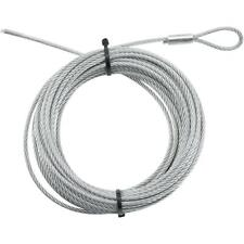 Warn - 60076 - Cable for Winch w/Aluminum Drum (50ft., 3/16 Diameter)~