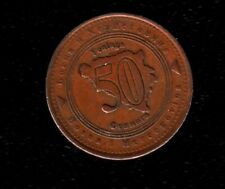 BOSNIA 50 PENIIG 1998