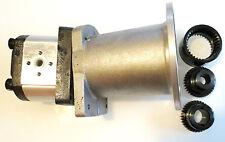 Benzinmotor   , Pumpenträger  ,Umbausatz für Rotek E420 / Schaft 25.4 L88.5 mm