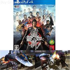 Ryu Ga Gotoku Ishin For PlayStation 4 Brand New Ps4 Games Factory Sealed
