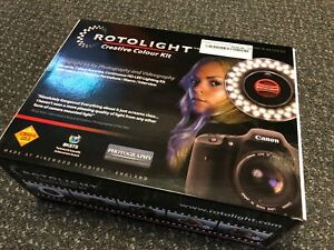 Rotolight RL48-CCK-V2 LED Lighting Kit