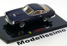 1:43 Hot Wheels Elite Ferrari 250 GT Berlinetta Lusso 1962 darkblue