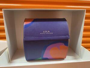Marc Jacobs Lola Empty Box (Box Only) Makeup Storage, Vegan Leather