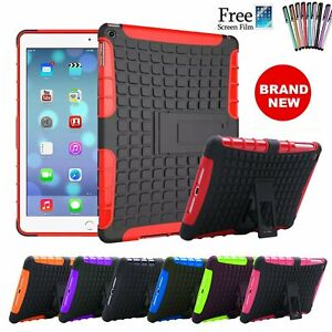 """For Apple iPad 6th Gen 2018 9.7"""" ShockProof Heavy Duty Case Rugged Tough Cover"""