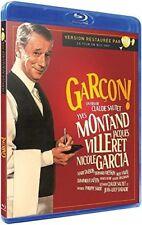 "Blu-ray ""Garçon ! ""  Yves Montand   NEUF SOUS BLISTER"