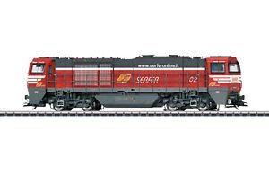 Märklin 37215 Diesellok Vossloh G 2000 BB SERFER mfx+ Sound Metall #NEU in OVP#
