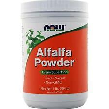 Now Alfalfa Powder  1 lbs